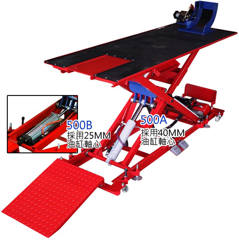 500B型機車升降台-福春機車升降機