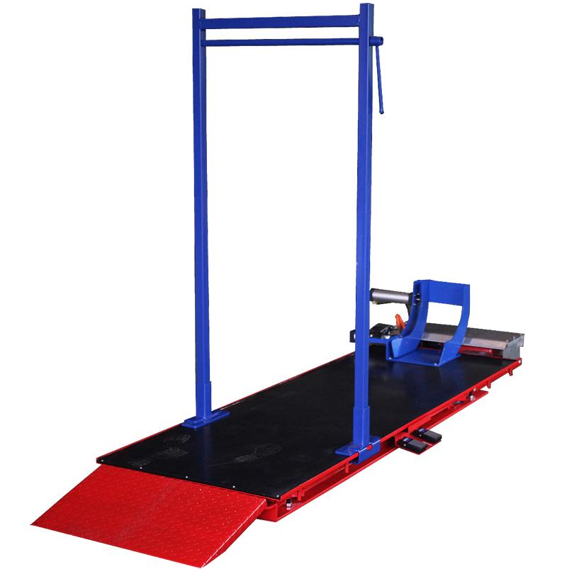 超薄型機車升降台-福春機車升降機